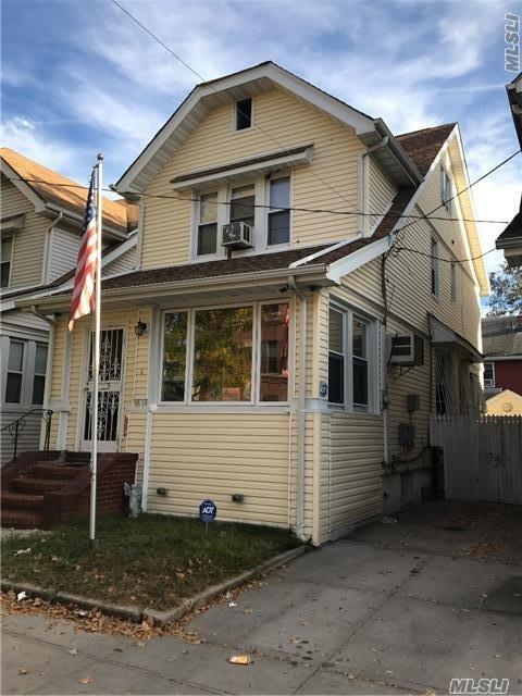 96-14 91st Ave, Woodhaven, NY 11421 (MLS #2980256) :: Platinum Properties of Long Island
