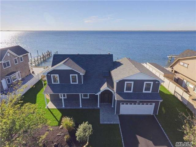 83 S Shore Dr, Copiague, NY 11726 (MLS #2981211) :: The Lenard Team
