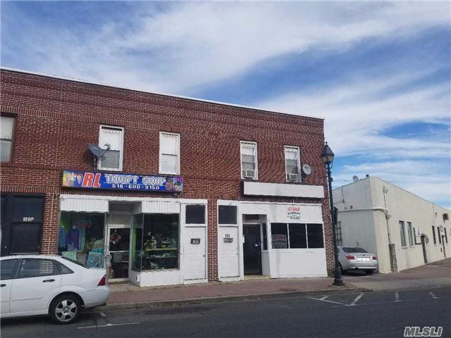 145 - 147 S Main St, Freeport, NY 11520 (MLS #2984714) :: Netter Real Estate