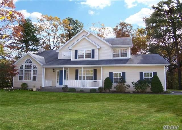 2 Katherine Path, Middle Island, NY 11953 (MLS #2984835) :: Netter Real Estate