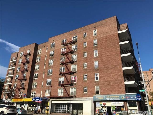 42-95 Main St 5F, Flushing, NY 11355 (MLS #2985719) :: Netter Real Estate