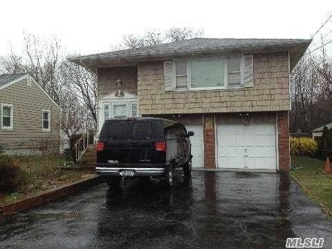 43 Clinton Ave, Patchogue, NY 11772 (MLS #2986929) :: The Lenard Team