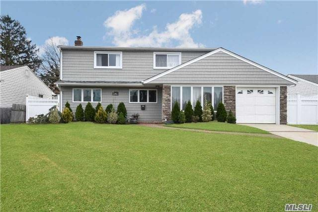 3819 Locust Ave, Seaford, NY 11783 (MLS #2986990) :: The Lenard Team