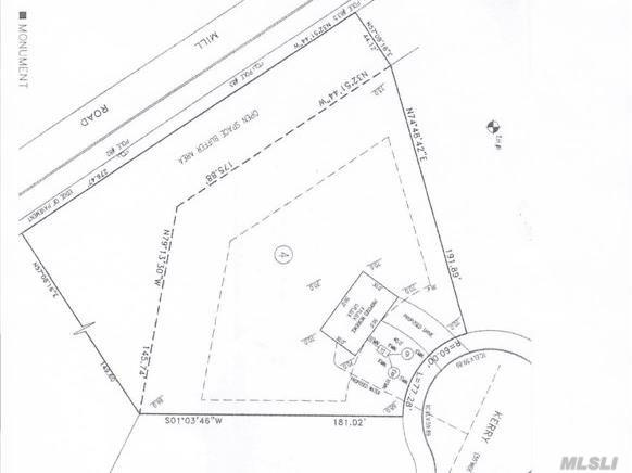 Lot 4 Kerry, Baiting Hollow, NY 11933 (MLS #2989251) :: Netter Real Estate