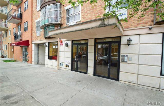 43-18 Robinson St 6C, Flushing, NY 11355 (MLS #2990654) :: Netter Real Estate