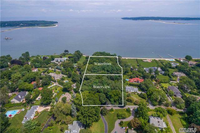 Lot 2* Bay Ave, Huntington Bay, NY 11743 (MLS #2991561) :: Netter Real Estate
