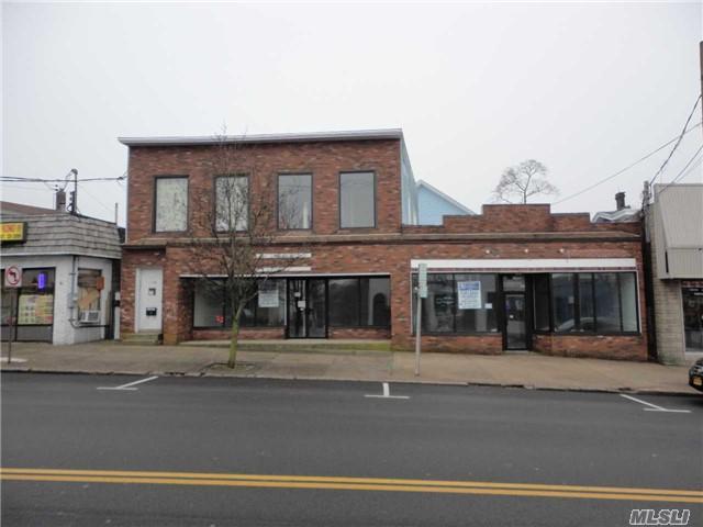 1516/1518 Main St Pl, Port Jefferson, NY 11777 (MLS #2993749) :: Netter Real Estate