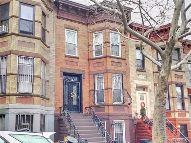 448 46 St, Sunset Park, NY 11220 (MLS #2994292) :: Netter Real Estate