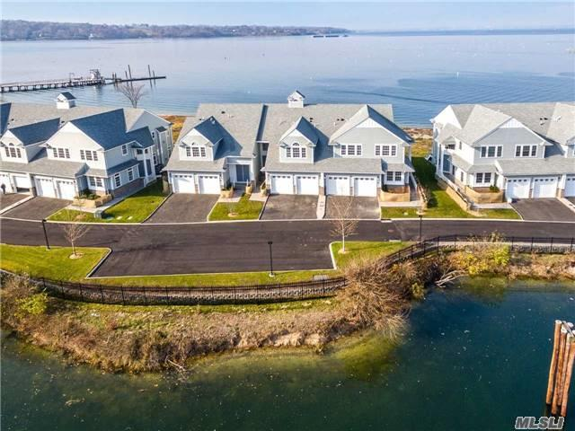 6 Sea Isle Landing, Glen Cove, NY 11542 (MLS #2995022) :: Netter Real Estate