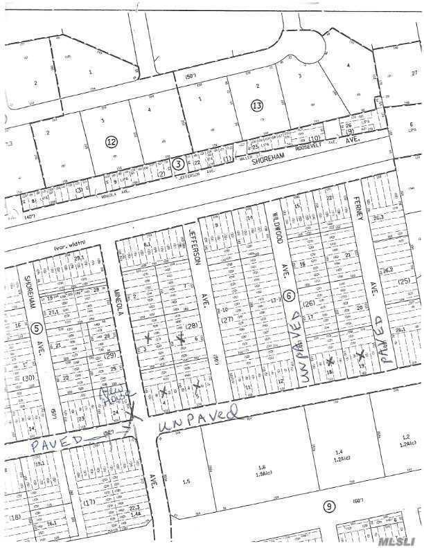 Lot #4 Mineola & Toledo Ave, Miller Place, NY 11764 (MLS #3004067) :: Keller Williams Homes & Estates