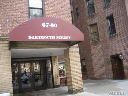 67-30 Dartmouth St 7P, Forest Hills, NY 11375 (MLS #3004170) :: Netter Real Estate