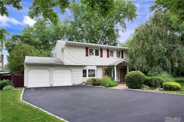 67 Cardinal Ln, Hauppauge, NY 11788 (MLS #3005232) :: Keller Williams Homes & Estates