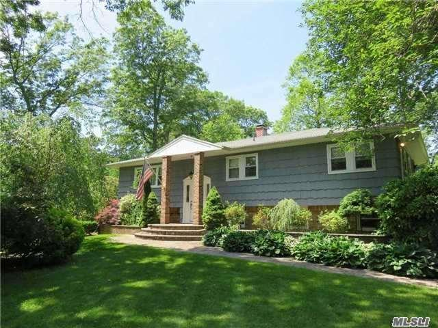 3 Sarah Dr, Dix Hills, NY 11746 (MLS #3006661) :: The Lenard Team