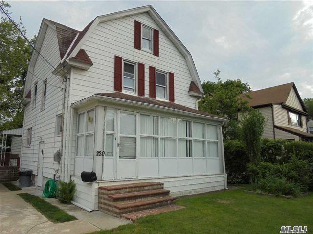 220 Washington Ave, Roosevelt, NY 11575 (MLS #3007072) :: Keller Williams Homes & Estates