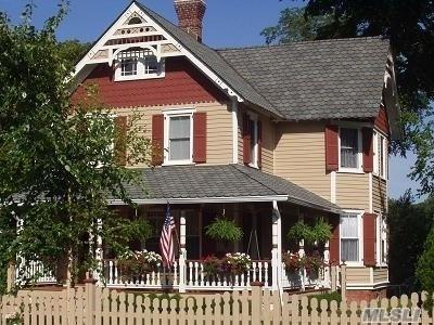 12 Burt Ave, Northport, NY 11768 (MLS #3012938) :: The Lenard Team
