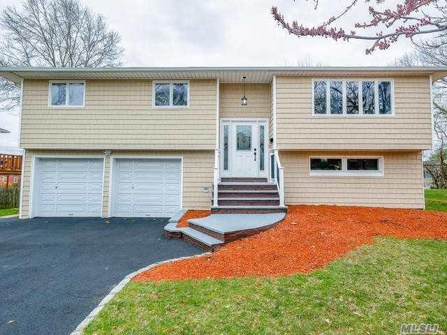56 Beaumont Dr, Plainview, NY 11803 (MLS #3021724) :: Netter Real Estate