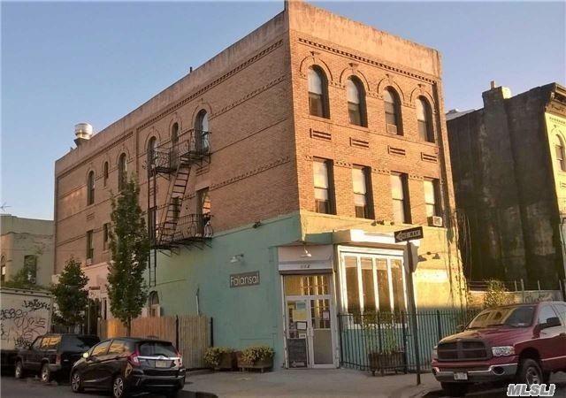 112 Harrison Pl, Brooklyn, NY 11237 (MLS #3022655) :: Netter Real Estate