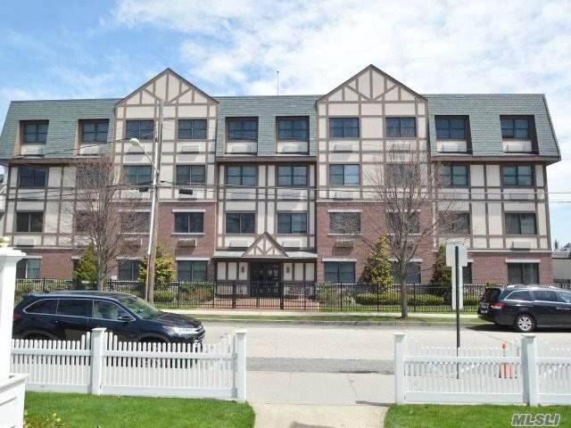 55 Clinton Ave #107, Rockville Centre, NY 11570 (MLS #3030591) :: Netter Real Estate