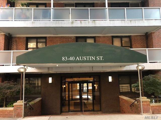 83-40 Austin St 3N, Kew Gardens, NY 11415 (MLS #3045660) :: Netter Real Estate