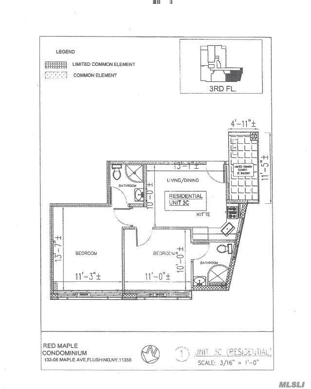 132-06 Maple Ave C, Flushing, NY 11355 (MLS #3047840) :: The Lenard Team