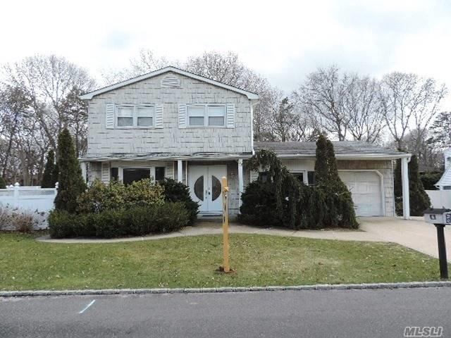 436 Alphabet St, Holbrook, NY 11741 (MLS #3048596) :: Keller Williams Points North