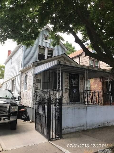 121-36 133rd St, S. Ozone Park, NY 11420 (MLS #3058270) :: Netter Real Estate