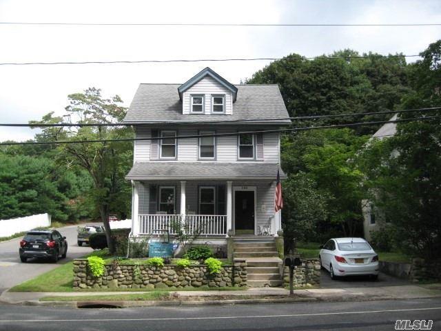 280 Spring Rd, Huntington, NY 11743 (MLS #3066998) :: The Lenard Team