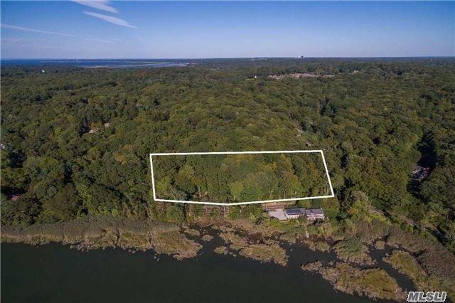 Adj. 428 River Rd, Nissequogue, NY 11780 (MLS #3068127) :: Netter Real Estate