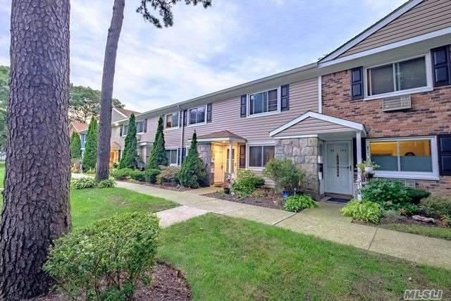 40-132 W 4th St #132, Patchogue, NY 11772 (MLS #3070306) :: The Lenard Team