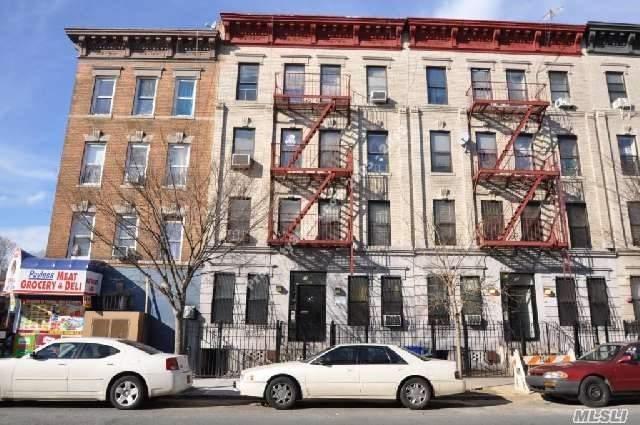 725 Macdonough St, Brooklyn, NY 11233 (MLS #3072034) :: The Lenard Team