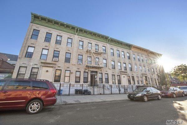 246 Sumpter St 1A, Brooklyn, NY 11233 (MLS #3077055) :: Netter Real Estate