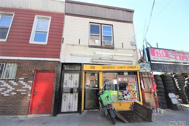 188 Jamaica Ave, Brooklyn, NY 11207 (MLS #3084236) :: Netter Real Estate