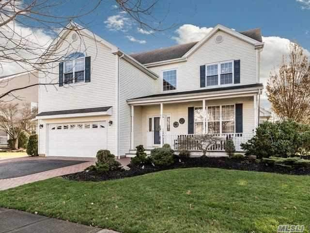 21 Wharton Pl, Melville, NY 11747 (MLS #3085293) :: Signature Premier Properties