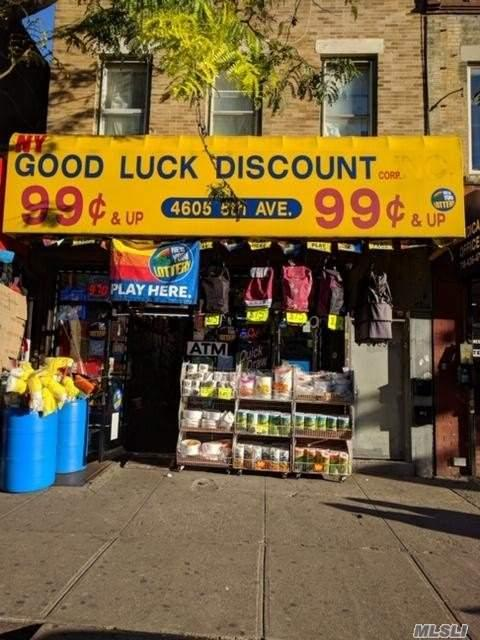 4605 5th Ave, Brooklyn, NY 11220 (MLS #3085429) :: Netter Real Estate