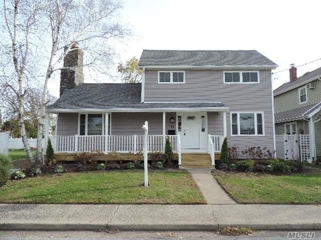 31 Grove St, Hicksville, NY 11801 (MLS #3087209) :: Signature Premier Properties