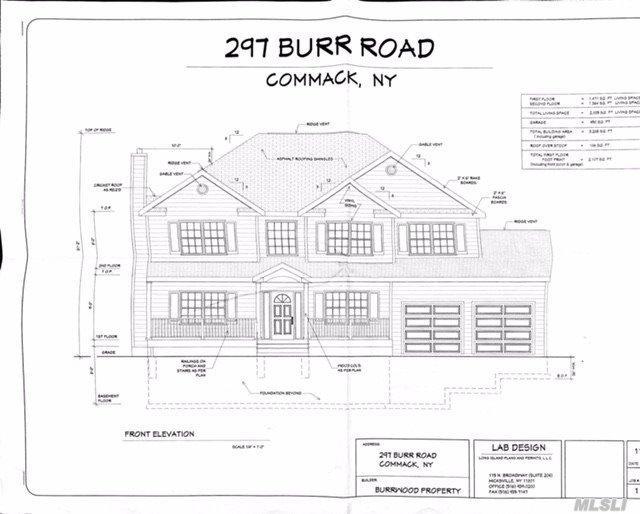297 Burr  Lot 2 Rd, E. Northport, NY 11731 (MLS #3087750) :: Signature Premier Properties
