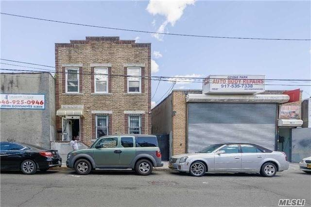 103-55 100th St, Ozone Park, NY 11417 (MLS #3101981) :: HergGroup New York