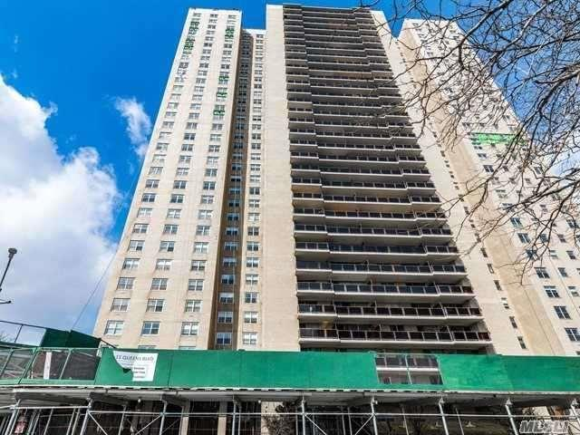 110-11 Queens Blvd 10J, Forest Hills, NY 11375 (MLS #3108879) :: Shares of New York