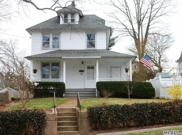 115 Carley Ave, Huntington, NY 11743 (MLS #3120455) :: Signature Premier Properties