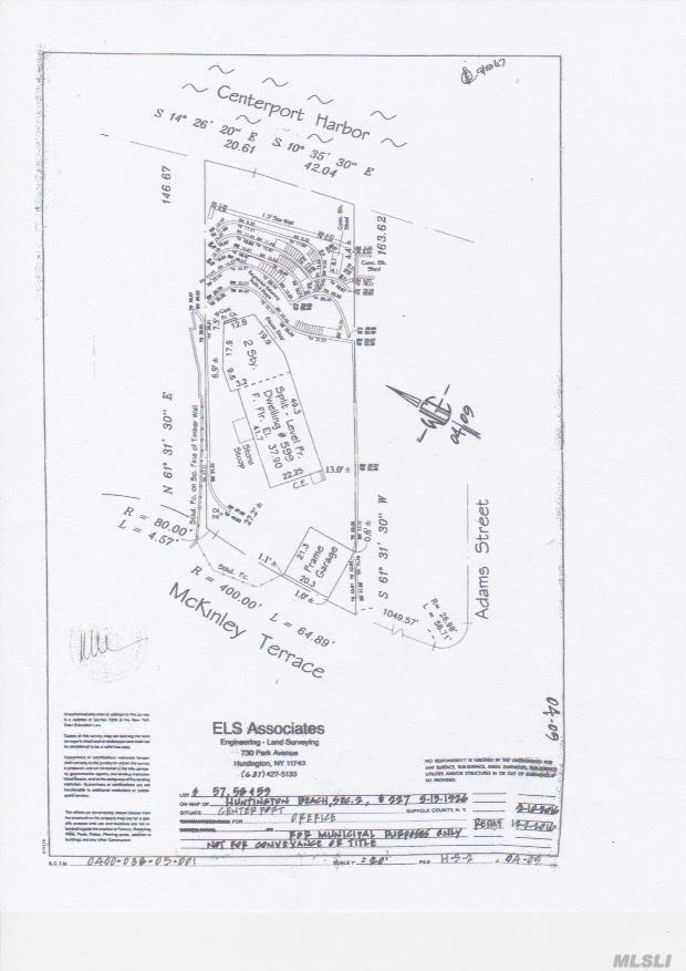 599 Mckinley Ter, Centerport, NY 11721 (MLS #3121277) :: Signature Premier Properties