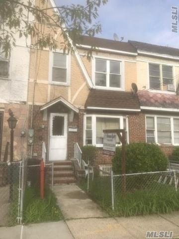 11513 122nd St, S. Ozone Park, NY 11420 (MLS #3124189) :: Shares of New York