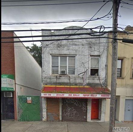141-06 Rockaway Blvd, Jamaica, NY 11432 (MLS #3130327) :: Shares of New York