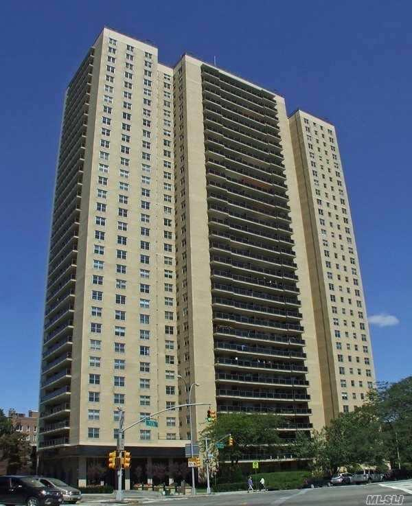 110-11 Queens Blvd 32A, Forest Hills, NY 11375 (MLS #3132608) :: Shares of New York