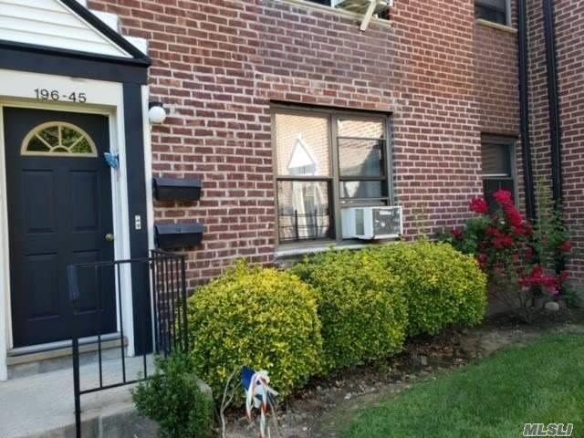 196-45 69 Ave #1, Fresh Meadows, NY 11365 (MLS #3139705) :: Shares of New York