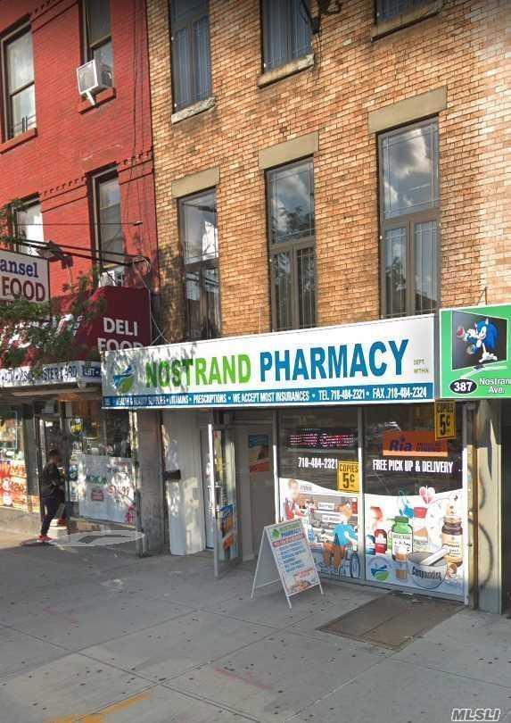 385 Nostrand Ave, Brooklyn, NY 11216 (MLS #3147823) :: Signature Premier Properties