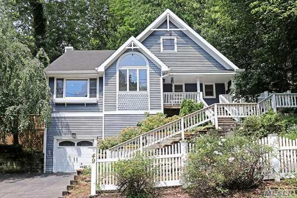 49 Ocean Ave, Northport, NY 11768 (MLS #3148495) :: Signature Premier Properties
