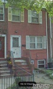 110-12 172 St, Jamaica, NY 11433 (MLS #3148767) :: Netter Real Estate