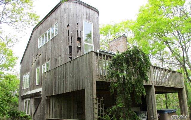 1275 Millstone Rd, Sag Harbor, NY 11963 (MLS #3164504) :: Signature Premier Properties