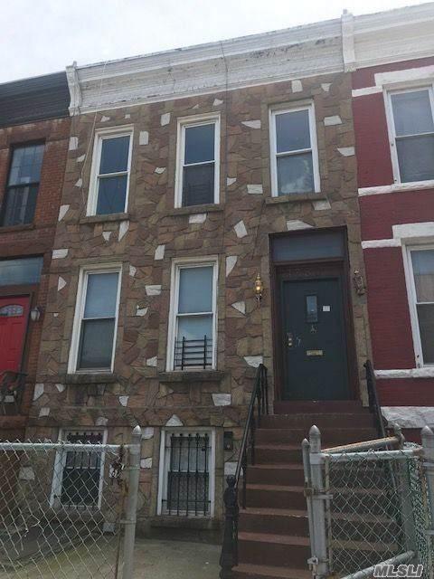 1380 Saint Marks Ave, Brooklyn, NY 11233 (MLS #3165036) :: Netter Real Estate