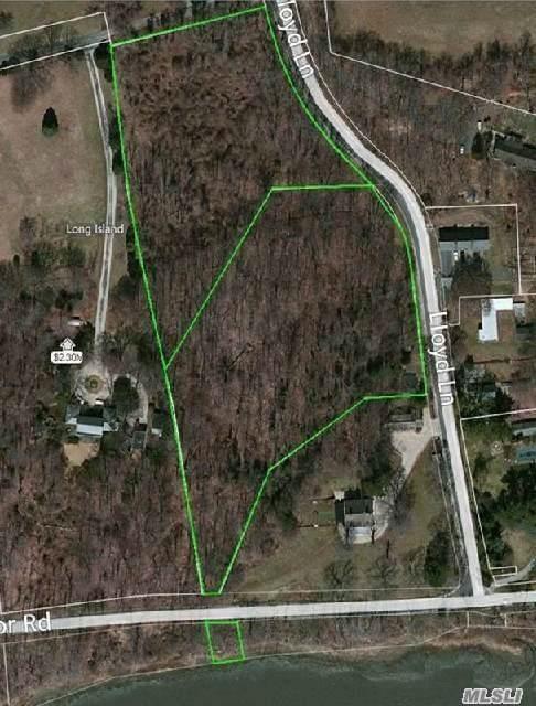 Lloyd Ln, Lloyd Neck, NY 11743 (MLS #3167534) :: Signature Premier Properties